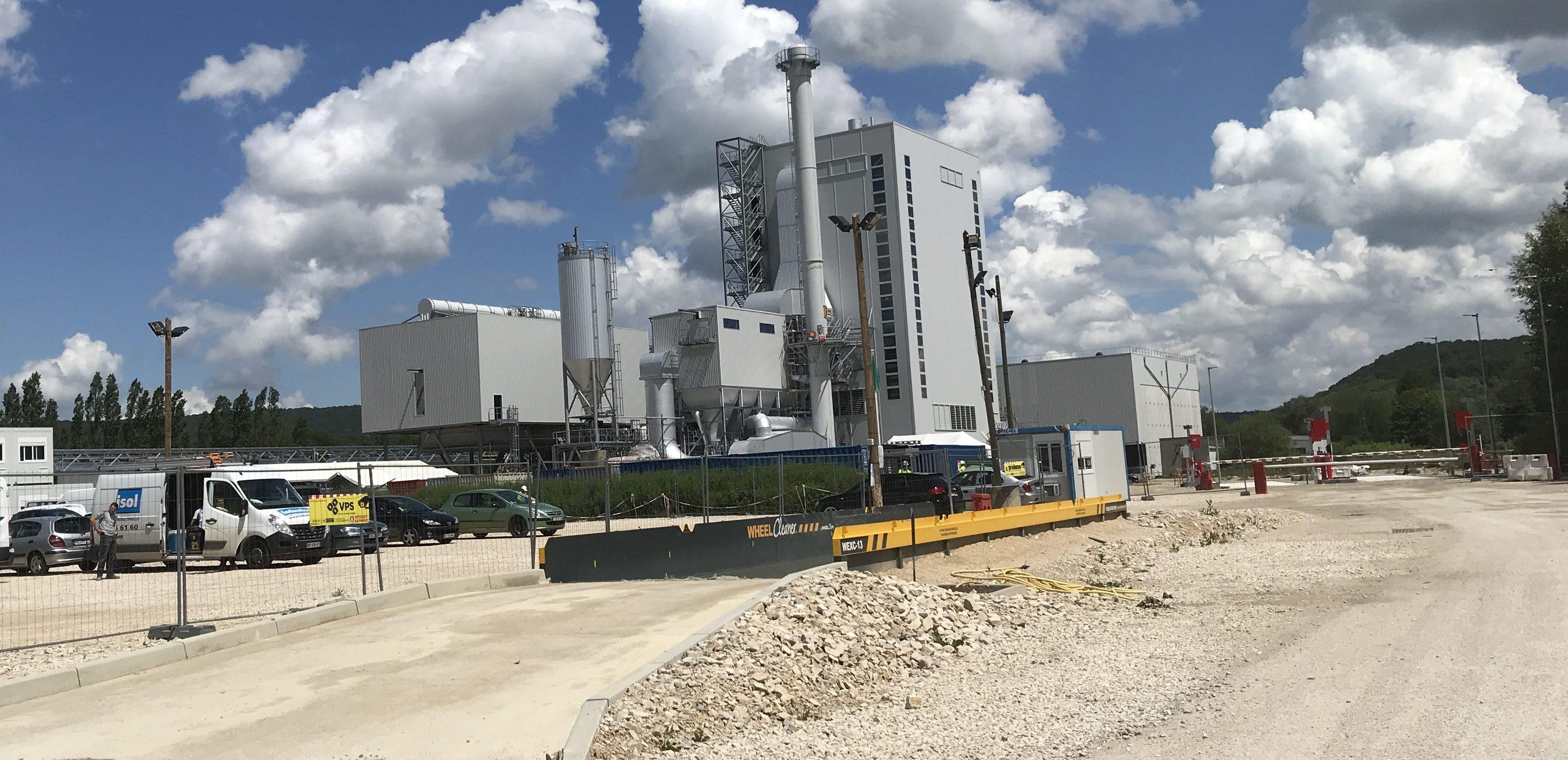 Biomasse équipée en Danfoss