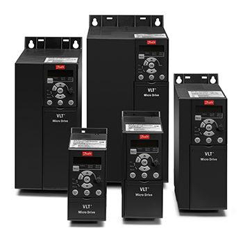 gamme Danfoss micro drive